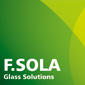 Logotipo F.Sola Glass Solutions